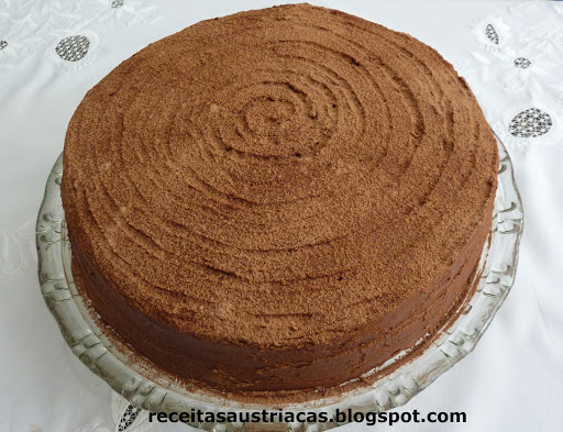 Torta Trufada – TRÜFFEL SAHNETORTE
