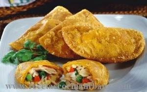 Empanadas verdes ecuatorianas
