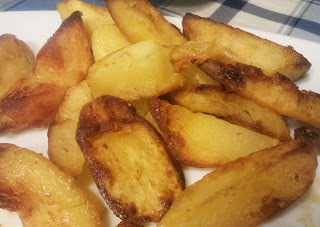 "Patatas ""cuadrás"""