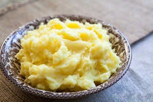 Puré de batata perfeito