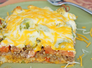 Country Mexican Style Casserole