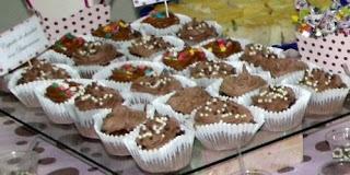 dicas para deixar a cobertura do cupcake firme