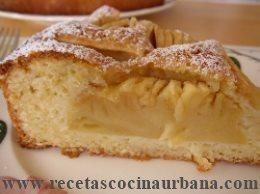 COMO PREPARAR TORTA SUIZA DE MANZANA FÁCIL