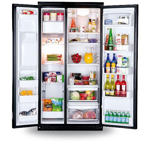 O que está sobrando na sua geladeira?