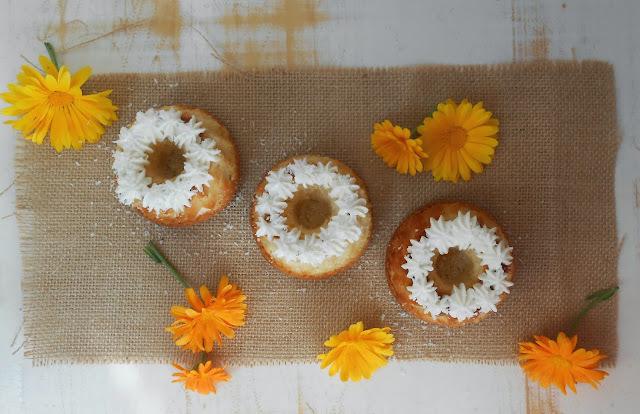 Bizcochos de piña (Bizcochos de ananá)