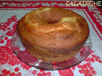 bolo simples de liquidificador sem ovo