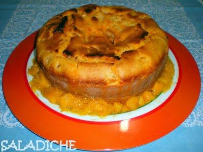 da pra fazer bolo com suco tang