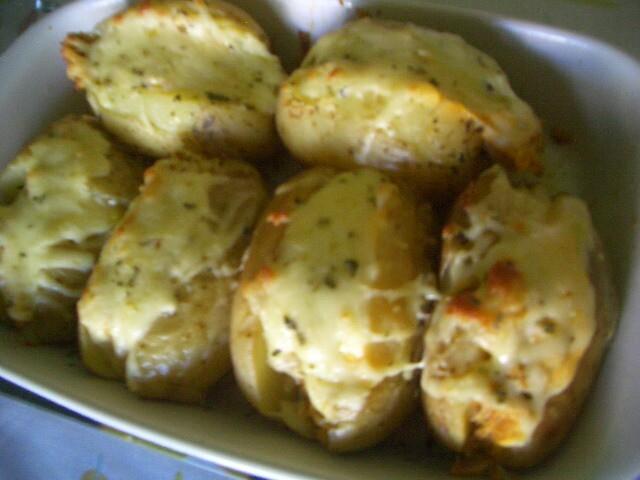 ponta de peito no forno com batata