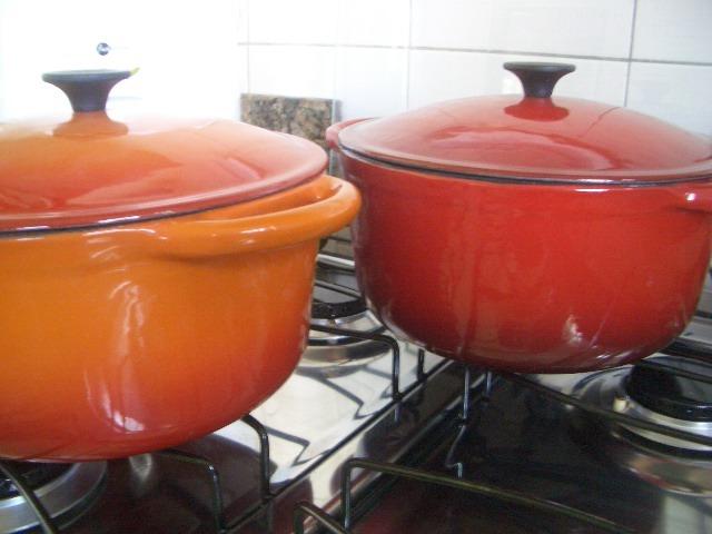 CAÇAROLAS     La Cuisine