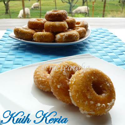 how to make homemade donuts without yeast or baking powder