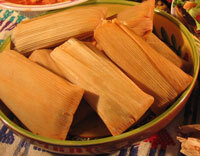 Tamales Vegetarianos
