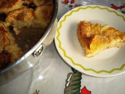 bolo de pão frances amanhecido