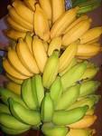 doce de banana vermelho amassado