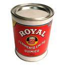 de pão com fermento em pó royal e sem ovo