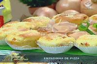 EMPADINHA DE PIZZA NO LIQUIDIFICADOR /DA PALMIRINHA