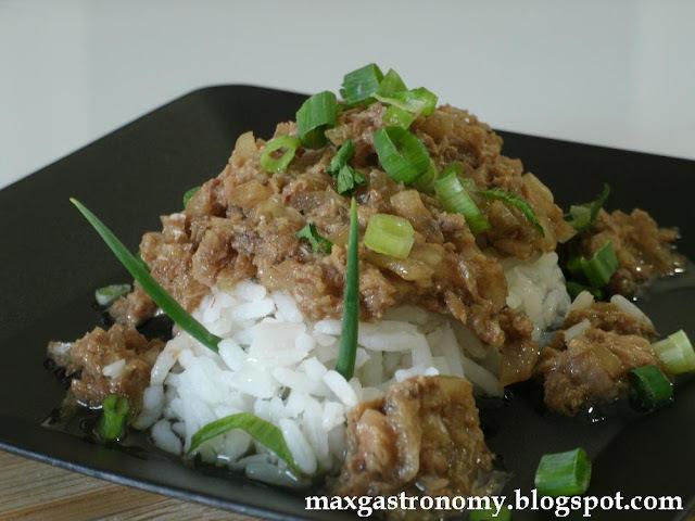 Receita No. 34 - Iwashi Abura Tsuke (Pasta Oleosa de Sardinha) 鰯油漬