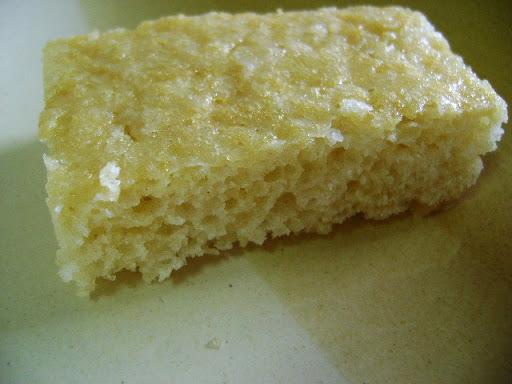 farofa de pão de forma simples