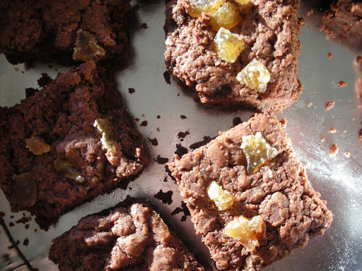 ottolenghi brownies