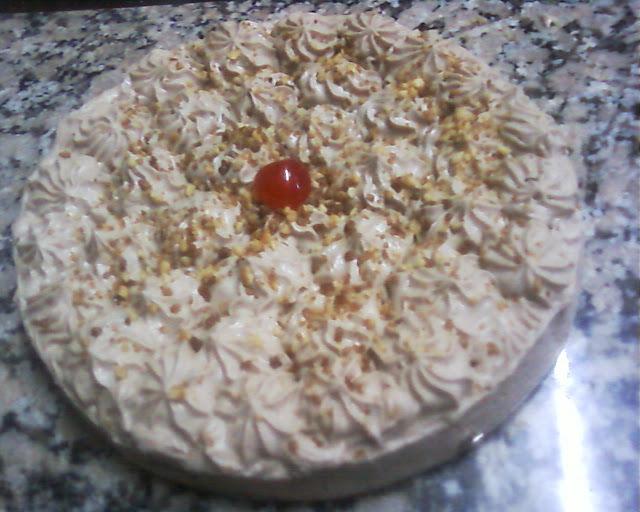 Torta Mousse de Chocolate (sin harina)