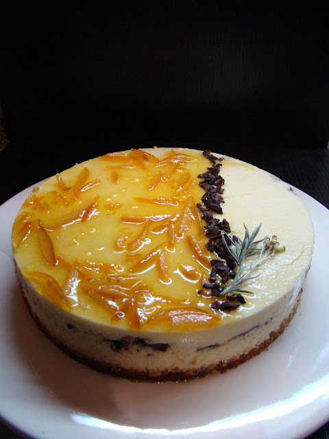 Torta Mousse de Ricota
