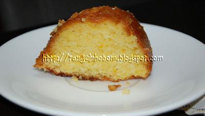 como fazer bolo macio e molhado