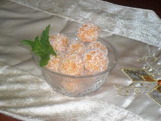 alison holst christmas truffles
