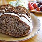 Pão Preto Russo / Black Russian Bread