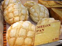 Pão Melão / Melon Pan