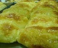 Língua de Sogra (Pão de coco da padaria)