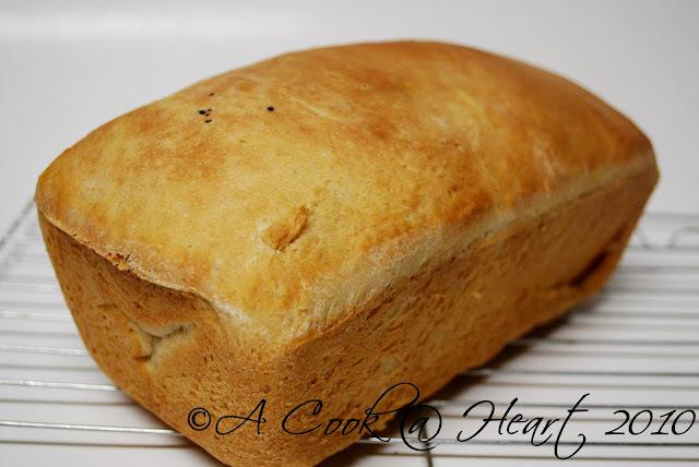 Classic White Pan Bread