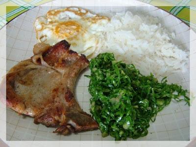 de almoço comida mineira