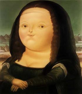 Što je jela Mona Lisa?