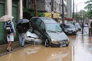 Luto: mais de 80 mortos no Rio de Janeiro e Chuvas no Rio devem continuar até sexta-feira