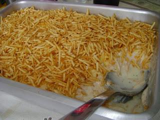 fricasse de frango tradicional