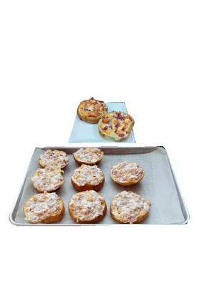 Bisquets  gratinados
