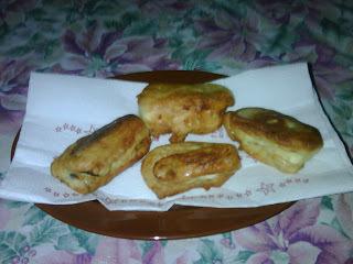 pastel de platano maduro con queso
