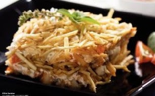 Palmito de Forno (vegetariana)