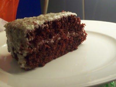 The Cake Slice : Red Velvet Cake