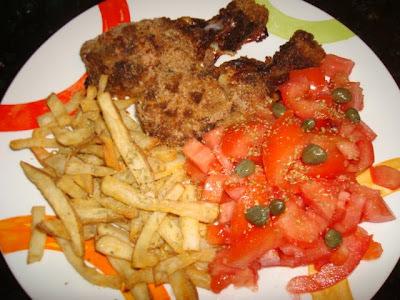 Κοτόπουλο με γιαούρτι