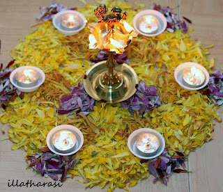 Sweet Maida Appam for Karthikai Deepam