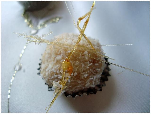 Kokos kuglice u snježnom ruhu