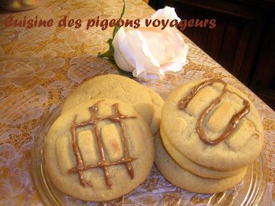 Cookies au beurre d'arachide