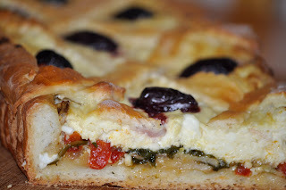 Pita od spinata i sira