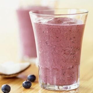 Berry-Banana Slush