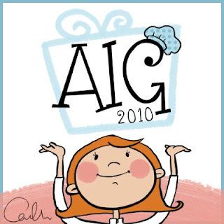 AMIGO INVISIBLE GASTRONÓMICO 2010, PREMIOS Y EL COMIENZO DE UN BLOG