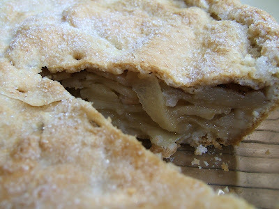 Apple Pie   -  Pastel de Manzana