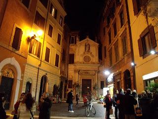 Filés de Bacalhau em Roma