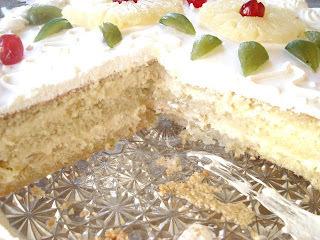 recheio de bolo trufado com chocolate branco fracionado