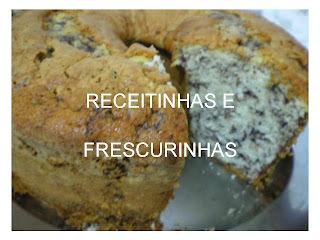 Cozinhando com a Ofélia  - Bolo Formigueiro
