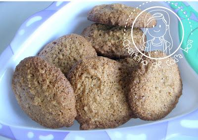 Biscoito de Amaranto